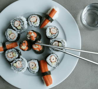 Maki aux Bâtonnets Coraya saumon fumé