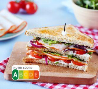 Club-sandwich aux Tranches de la Mer